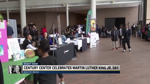 Century Center celebrates MLK day with community gatherings,...